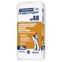 Тайфун Мастер № 48 - Самонивелирующийся состав для стяжек повышенной прочности, 25 кг, РБ