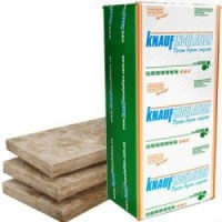Knauf ТЕПЛО плита 037 - Универсальный утеплитель в плитах. толщина 50 - 100 мм, РФ, упак