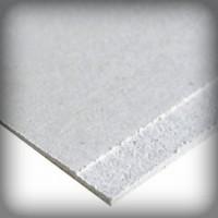 Гипсоволокнистый лист влагостойкий (ГВЛВ) Кнауф, 2500х1200х12,5 мм, РФ