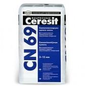 Ceresit CN 69 - Цементный самонивелир под укладку пола, толщина 2-15мм, 25кг, РБ