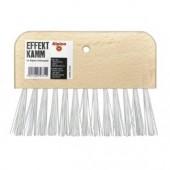 Alpina Effekt-Kamm - Щетка-расческа для структурирования, Германия, шт