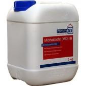 Remmres ZM MD III (Moerteldicht MD III ) жидкая добавка в раствор для гидроизоляции, 10л, Германия