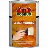 Kosbud Tabulo - Защитный лак для внутренних и наружных работ, 1 литр, Польша