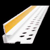 Распродажа! Profil Systems - Профиль примыкающий к проемам усиленный 9 мм без пыльника, 2,4 м, РФ