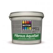 BETEK Fibrous Aquaset - Гидроизоляция на основе акриловой эмульсии, усиленная полипропиленовым волокном,20 кг, Турция.