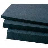 Пенопласт пониженной теплопроводности (графит) ППТ 15 А-Р-Г, толщина 20-1000 мм, Эухарис, цена за м3
