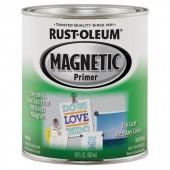Rust Oleum Magnetic Primer – Магнитная краска, 0,946 литра, США