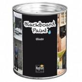 Blackboard Paint - Черная грифельная краска для стен, 0,5-1л, Нидерланды