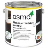 "OSMO Hartwachs ӦL EFFEKT SILBER/GOLD - Масло с твердым воском, ""эффект Металлик"" 0,125-2,5 литров, Германия"