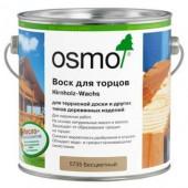 OSMO Hirnholz Wachs 5735 - Воск для торцов, 0,375-2,5 л, Германия