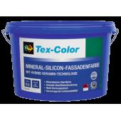 Tex-color Mineral-Silicon-Fassadenfarbe - Краска с технологией гибридной керамики, 12,5л, Германия
