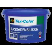 Tex-Color Fassadensilicon - Фасадная силиконовая краска высшего качества, 15л, РФ