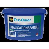Tex-Color EGALISATIONSFARBE - Фасадная краска с добавлением силикона, 15л, РФ