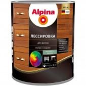 Alpina - Лессировка для дерева, 0,75 л., Германия