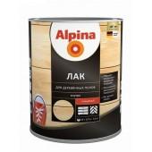 Alpina АУ Лак - Лак для деревянных полов, 0.75-10 л, РБ