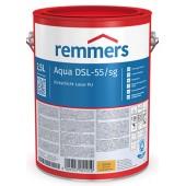 Remmers Aqua DSL-55-Dickschicht-Lasur PU - Лазурь для древесины, 0,75 - 2,5 л., Германия