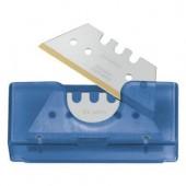 Storch Trapez Klingen Goldcut - Многофункциональные трапециевидные лезвия с экстремальной твердостью, 10 шт, Германия