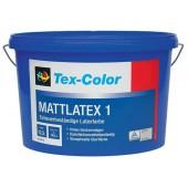 Tex-Color Mattlatex 1 - Латексная глубоко-матовая краска, 12,5л, Германия