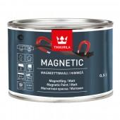 Магнитная краска Tikkurila Magnetic, 0.5, Финляндия