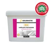 Goldbastik BF 04 - Клей для стеклообоев и стеклохолста, 5-15 литров, Литва