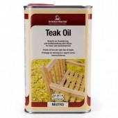 Borma Teak Oil - Тиковое масло, 0.5 - 5 литров, Италия