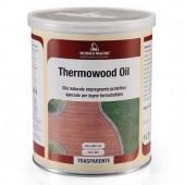 Borma Thermowood oil - Масло для термодревесины, 1 литр, Италия