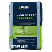 Bostik FLEXI - Смесь самовыравнивающаяся, слой 1-20мм, 25кг, Швеция