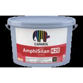 Capatect Amphisilan Fassadenputz K15; K20; K30; R20 - Готовая силиконовая штукатурка для светлых тонов, 25 кг