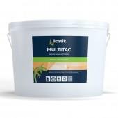 Bostik MULTITAC - Клей для стен и пола, 10л, Швеция