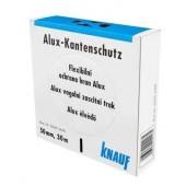 Knauf Alux-Kantenschutz - Лента металлизированная углозащитная, 30 м