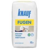 Knauf Fugen - Шпатлевка гипсовая для стыков и швов, 10-25кг, в ассортименте, РФ