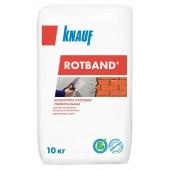 Knauf Rotband (Ротбанд) - Гипсовая штукатурка для внутренних работ, РФ, 10 кг