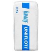 Knauf Uniflott - Гипсовая высококачественная шпатлевка для швов ГКЛ, 5-25 кг, Латвия