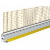 Capatect Anputzleiste 3D Mini 646/01 - Профиль примыкания к оконным и дверным проемам (с сеткой) . Длина 2,4 м, Германия