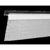 Profil Systems - Профиль ПВХ подоконный с сеткой и псул, 2500 мм, РФ