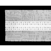 """Profil Systems - Угловой рулонный ПВХ профиль """"бабочка"""", 25-50м, РФ"""