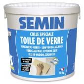 Semin Colle Toile De Verre - Клей для стеклообоев, стеклотканей, флизелина, 10-20 кг, РФ