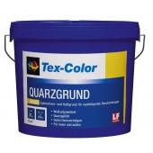 Tex-Color Quarzgrund - Профессиональная грунтовка с мелким кварцевым песком, под декоративную штукатурку, 20 кг