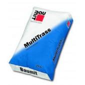 Baumit MultiTrass - Шпаклевка ремонтная, для внутренних и наружных работ, 25 кг, РФ