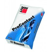 Baumit ProContact - Клеевой штукатурный состав для приклеивания плит из пенополистирола и минеральной ваты, зерно до 1мм, 25 кг, РФ