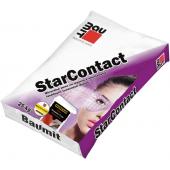 Baumit StarContact - Штукатурный состав для приклеивания плит из пенополистирола и минеральной ваты, зерно до 0,6 мм, 25 кг, РФ