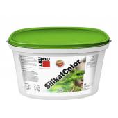 Baumit SilikatColor - Силикатная фасадная краска, 14 литров, Австрия