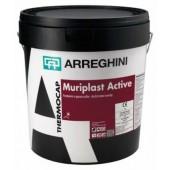 Cap Arreghini Muriplast - Акриловая штукатурка с измельченным мрамором и армирующими волокнами (зерно 1, 1.2, 1.5 мм), Италия, 25 кг