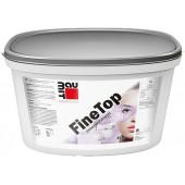 Baumit FineTop - Декоративная силиконовая штукатурка шуба, 25 кг Австрия