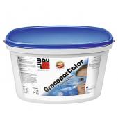 Baumit GranoporColor - Акриловая фасадная краска, 14 литров