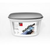 Baumit Metallic - Финишное декоративное покрытие, 14 л Австрия