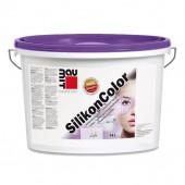 Baumit SilikonColor - Силиконовая фасадная краска, 14 литров, Австрия