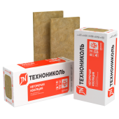 Технониколь Технофас Оптима - Фасадный утеплитель, плотность 125 кг/м3, цена за упак, РФ