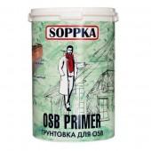 Soppka Osb Primer - Грунтовка для OSB плит, Россия, 2,5-5кг