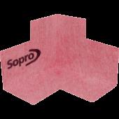 Sopro AEB 642 - Уголок уплотняющий для гидроизоляции, внутренний, Германия, шт
